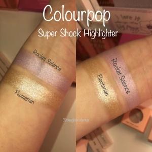 Legit AF Super Shock Highlight Trio by Colourpop #11