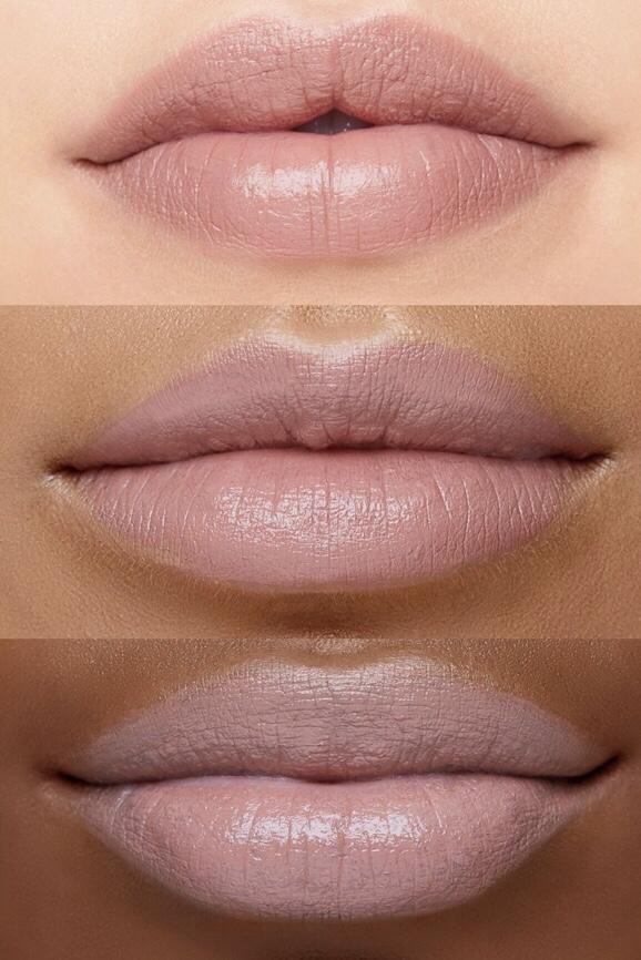 Colourpop Lux Lipstick In Tip Toe Colourpop's swatch