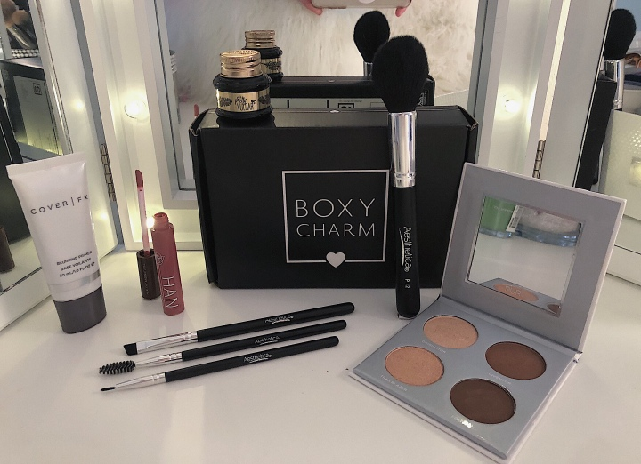 BoxyCharm May 2018 Unboxing